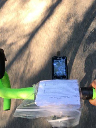 GPS or Cue Sheet...Cue Sheet wins